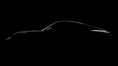 Porsche – The new 911